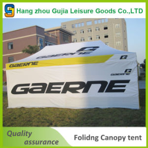 3X6m Foldable Custom Canopy Printing Event Tent