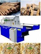 Hot Selling Horizontal Type Wood Shaving Machine pictures & photos