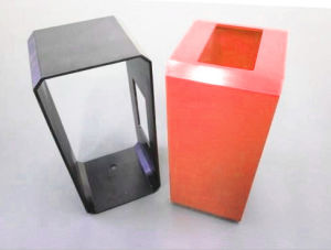 Aluminium Metal Enclosure Sheet Metal Fabrication Metal Fabricated Products pictures & photos