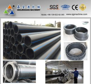 HDPE Pipe Production Line/PVC Pipe Production Line/HDPE Pipe Extrusion Line/PVC Pipe Production Line/PPR Pipe Production Line-177 pictures & photos