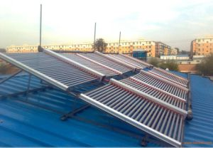 High Efficiency Solar Collector for Hot Water Project pictures & photos