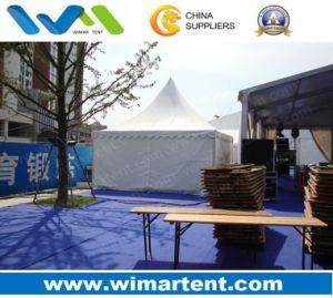 5X5m Temporary Outdoor Garden Party Pagoda Tent pictures & photos