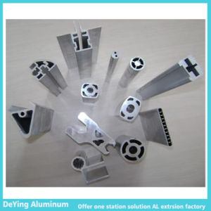 Different Shapes Industrial Aluminum Profile with Excellent Surface Treatment pictures & photos