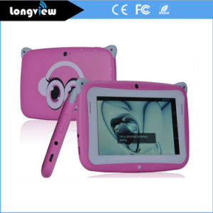 4.3 Inch Android 4.4 Quad Core 512MB+4GB Kids Learning and Playing Tablet PC pictures & photos
