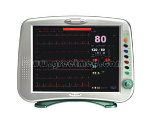 High Quality portable Patient Monitor pictures & photos