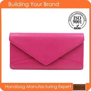 New Design Factory Ladies Brand Wallets Clutch Bag pictures & photos