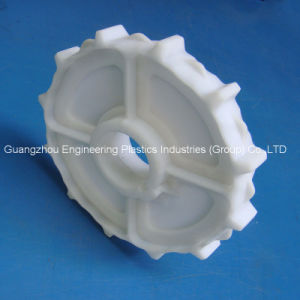 Plastic Injection Mould White POM Gear pictures & photos