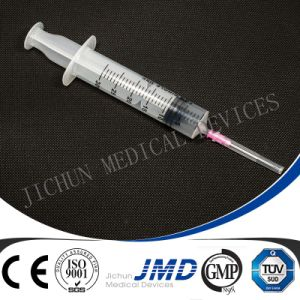 Three Part Luer Slip Disposable Syringe pictures & photos