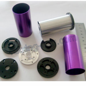 CNC Turning Milling Aluminum Bearing Base for Model Plane pictures & photos