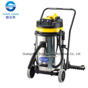 60L Stainless Steel Wet and Dry Vacuum Cleaner (Tilt) pictures & photos