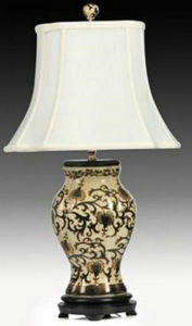 Chinese Porcelain Antique Table Lamp Dyf141 pictures & photos