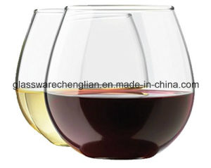 High Quality 15 Oz Stemless Wine Tumbler Glass (B-C020) pictures & photos