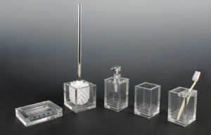 Clear Acrylic Perfume Display Stands pictures & photos