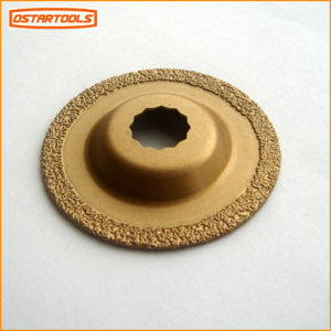 64mm Vacuum Brazed Diamond Circular Saw Blade pictures & photos