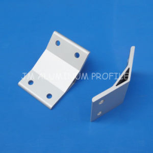Corner Bracket-4 Hole Degree Connector for Aluminum Profile pictures & photos