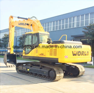 21ton Excavator with Beaker, Powerful Engine pictures & photos