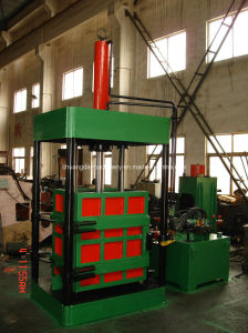 Vertical Scrap Baling Press pictures & photos