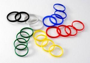 60*25mm Red Ffkm O-Ring