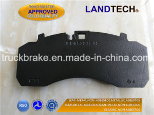 Truck/Bus Parts Brake Pad 29093, 29094, 29095 for Man/Saeta/Saf/Mercedes-Benz/BPW /Iveco/Fruehauf/dB pictures & photos