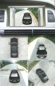 4 Camera 360 Degree Surround View System of Car pictures & photos