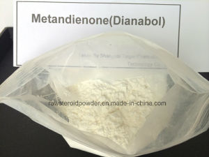 Muscle Building Powder High Purity Metandienone/Dianabol pictures & photos
