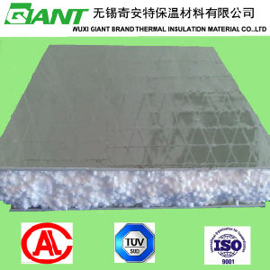Semi-Gloss Reinforced Aluminum Film for Steel Roofing Panel pictures & photos