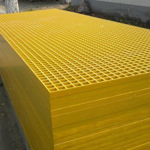 Pultruded Fiberglass Grating with High Strength pictures & photos