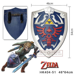 The Legend of Zelda Shield Stainless Steel Shield 1: 1 pictures & photos