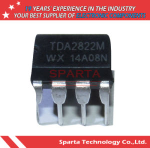 Tda2822m 2822 Tda2822 Dual Power Amplifier IC pictures & photos