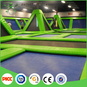 Sviya Adult Indoor Trampoline for Sale (2551C) pictures & photos