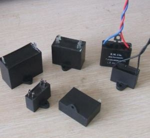 AC Motor Capacitor Wiring Fan Capacitor Capacitance 2.5 Mfd pictures & photos