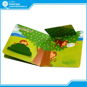 Color Child Pop up Board Book Printing pictures & photos