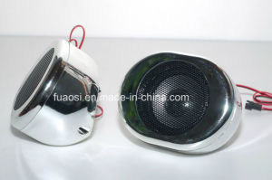 Waterproof Decoration Motorcycle MP3 Radio with Oval Shape pictures & photos