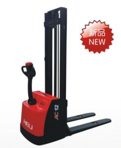1.2 T AC Mechanical Steering Electric Stacker (CDD12-060) pictures & photos