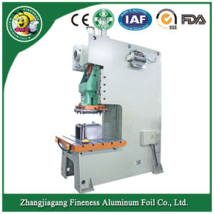 Automatic/Semi-Automatic Aluminum Foil Container Production Line pictures & photos