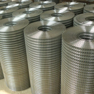304/316 Stainless Steel Welded Wire Mesh pictures & photos