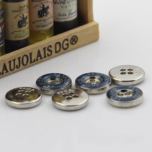 2015 New Hot Sale Metal Button, Metal Buttons for Clothing pictures & photos
