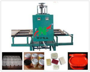 High Speed Slitting Electric Cutting Machine for Plastic Products
