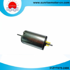 31zyt070-2486 24VDC 0.08nm 4300rpm Permanent Magnet DC Motor pictures & photos