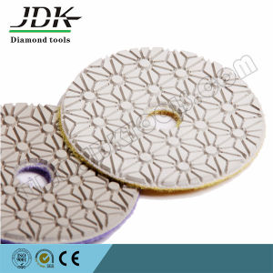 3 Steps Flexible Wet Polishing Pads for Granite Stones pictures & photos