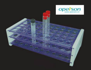 Plastic Test Tube Rack with Different Types pictures & photos