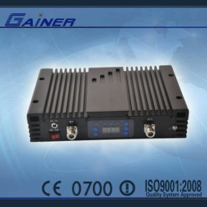 GSM 900/Dcs 1800 Dualband Mobile Signal GSM Repeater
