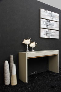 2016 High Glossy Console Table