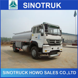 Sino Truck HOWO 20000 Liters Fuel Tank Truck Sale pictures & photos