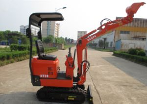 Super-Mini Excavator Nt08 pictures & photos
