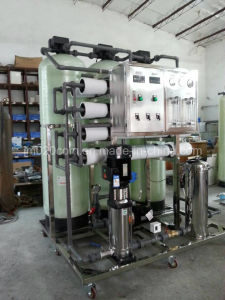 2000L/H Reverse Osmosis RO System Plant Water Treatment with Pretreatment pictures & photos