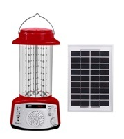 LED Multi-Function Solar Camping Light (SZYL-SCL-10) pictures & photos