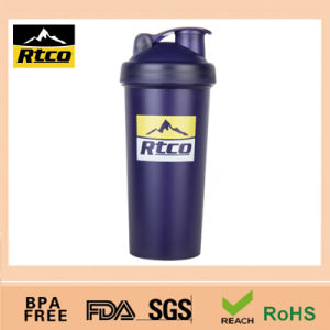 600ml RoHS Passed Protein Cheap Shaker Mugs (SHK-027B)