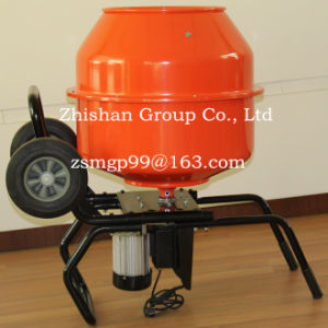 Cm120s (CM50S-CM350S) Portable Electric Gasoline Diesel Cement Mixer pictures & photos