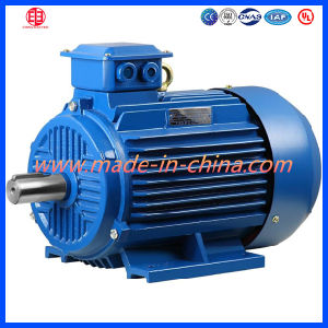 50 Hz Electrical 2.2 Kw Three Phase Motor pictures & photos